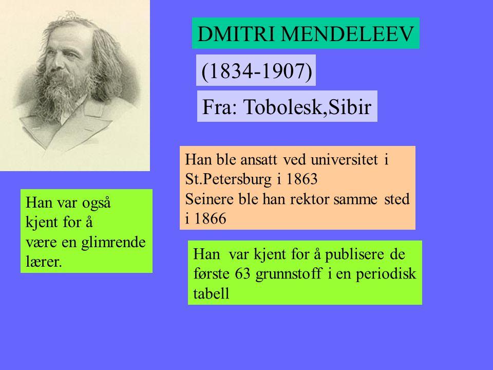 NIELS BOHR (1885-1962) 1913:Satte frem teorien om elektronenes bevegelse rundt atomet. 1921:Opprettet eget institutt i København som utviklet den nye