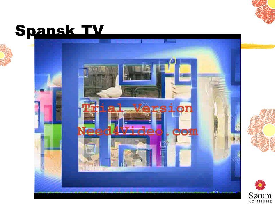 Spansk TV
