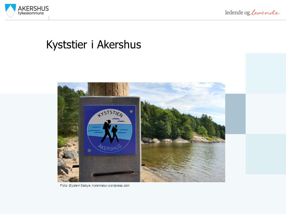 Kyststier i Akershus Foto: Øystein Søbye, norsknatur.wordpress.com