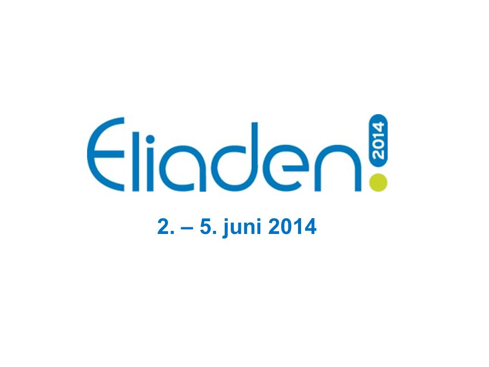 2. – 5. juni 2014