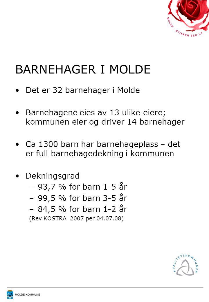 STYRINGSGRUPPA FOR DELPROSJEKT BARNEHAGE -Politiker Torgunn J.