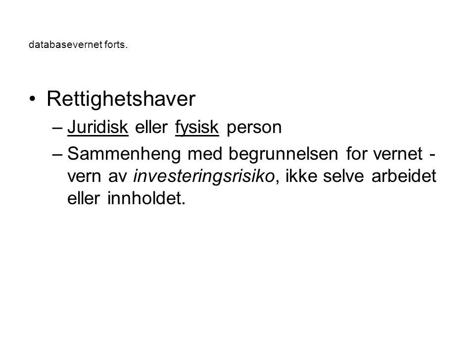 Annen overgang av opphavsrett Arv, § 39k –Jf.lov av 3.