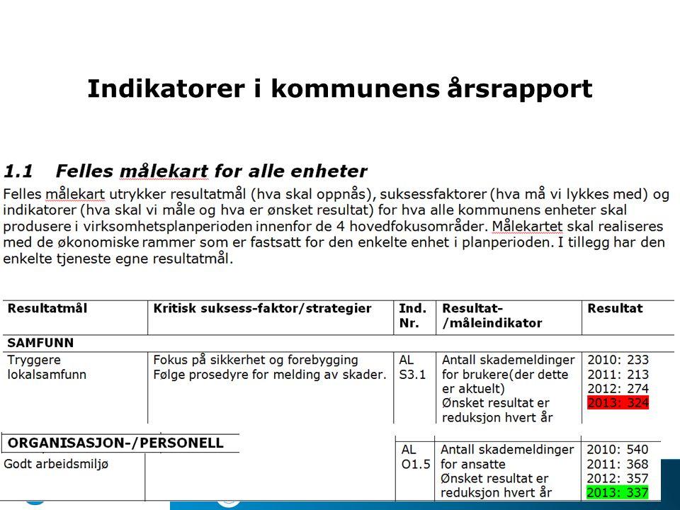 Avvikstyper – skaderegistrering 4 Avvik 2012 Avvik 2013 Arbeidsulykke/skade/ forulemping/trussel ansatt357338 Skade påført av bruker(elev/pasient/andre)168130 Trusler/forulemp./trakass.