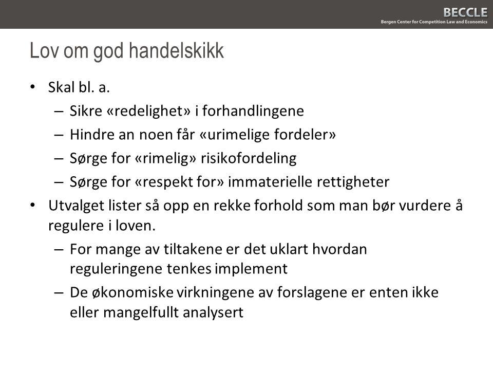 Prisdiskriminering Lite prisbevisste prisbevisste pris kvantum grensekostnad Lav pris Høy pris Pris uten diskriminering