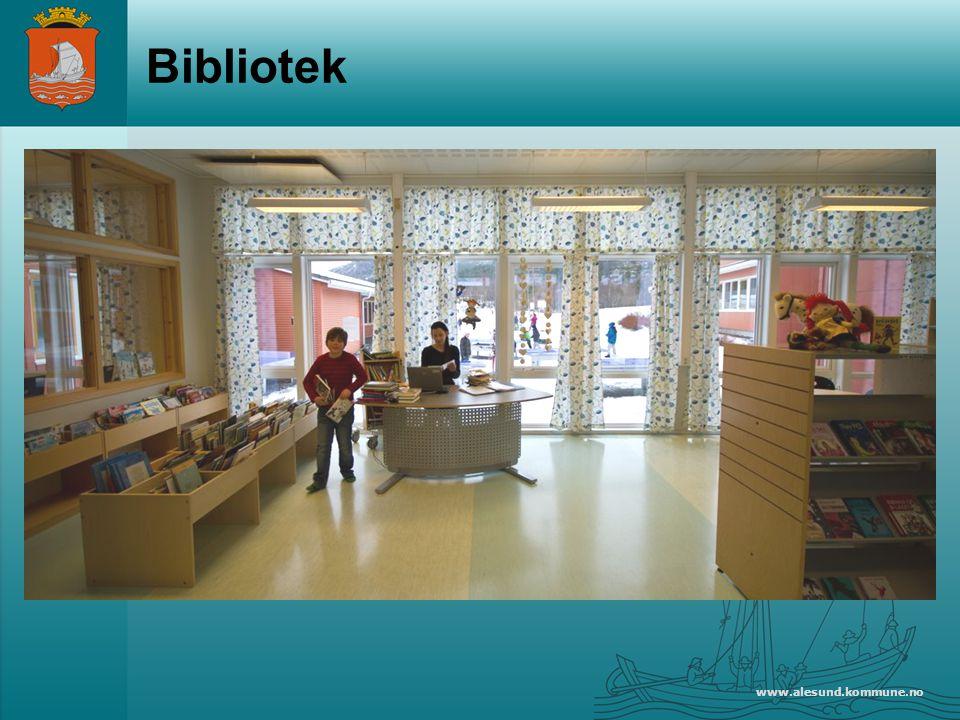 www.alesund.kommune.no Bibliotek