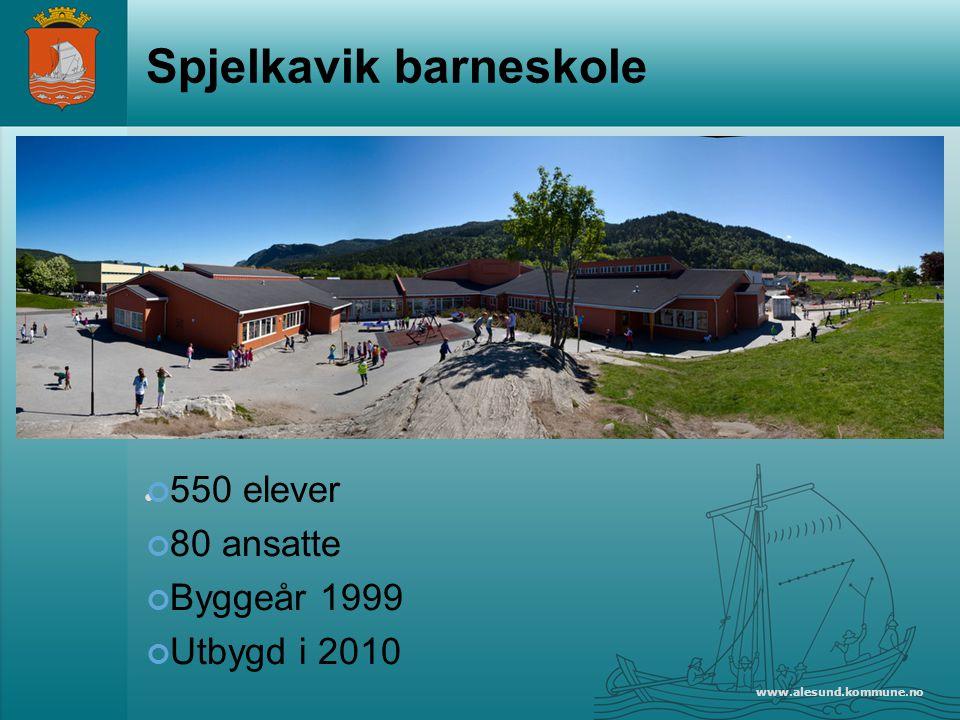 www.alesund.kommune.no Nybygget