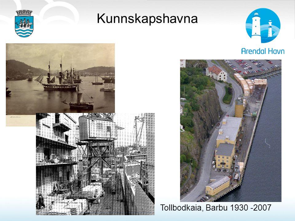 Kunnskapshavna Tollbodkaia, Barbu 1930 -2007