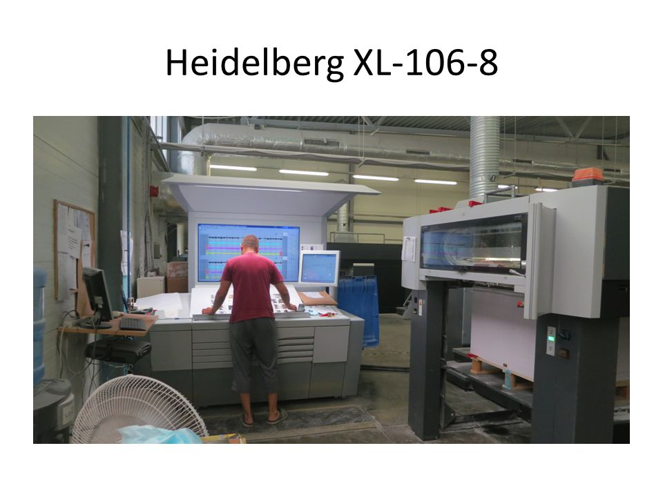 Heidelberg XL-106-8