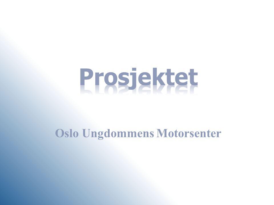 Oslo Ungdommens Motorsenter, Haugenstua.