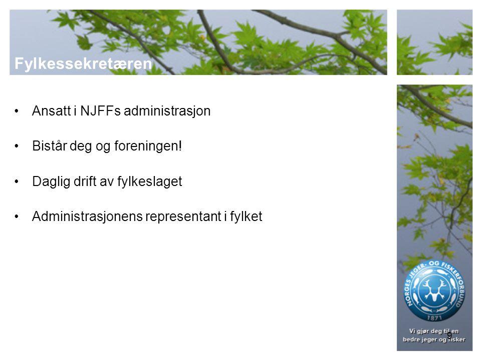 10 Landsmøtet Norges Jeger- og Fiskerforbunds øverste organ Hvert 3.