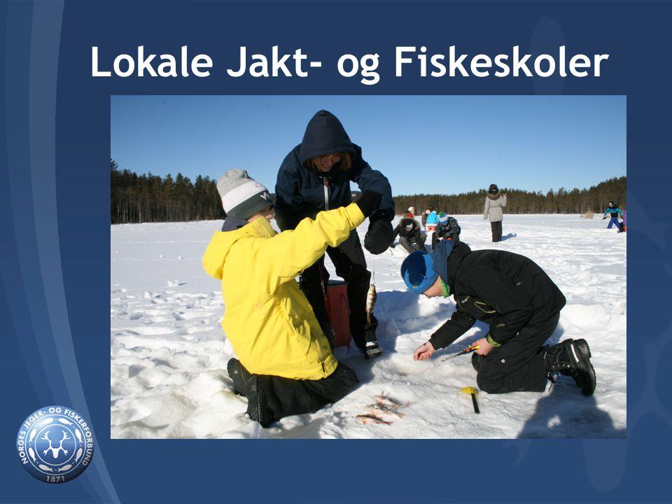 Lokale Jakt- og Fiskeskoler