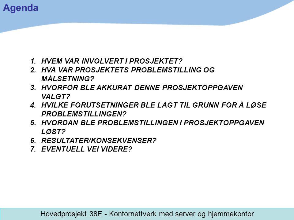 Studenter: Prosjektet ble gjennomført av en gruppe bestående av studentene Anders Lilleengen og Thor Selnes fra klassen BADRA2004 Veileder: Prosjektets veileder var Jostein Lund, som er høgskolelektor ved HIST.