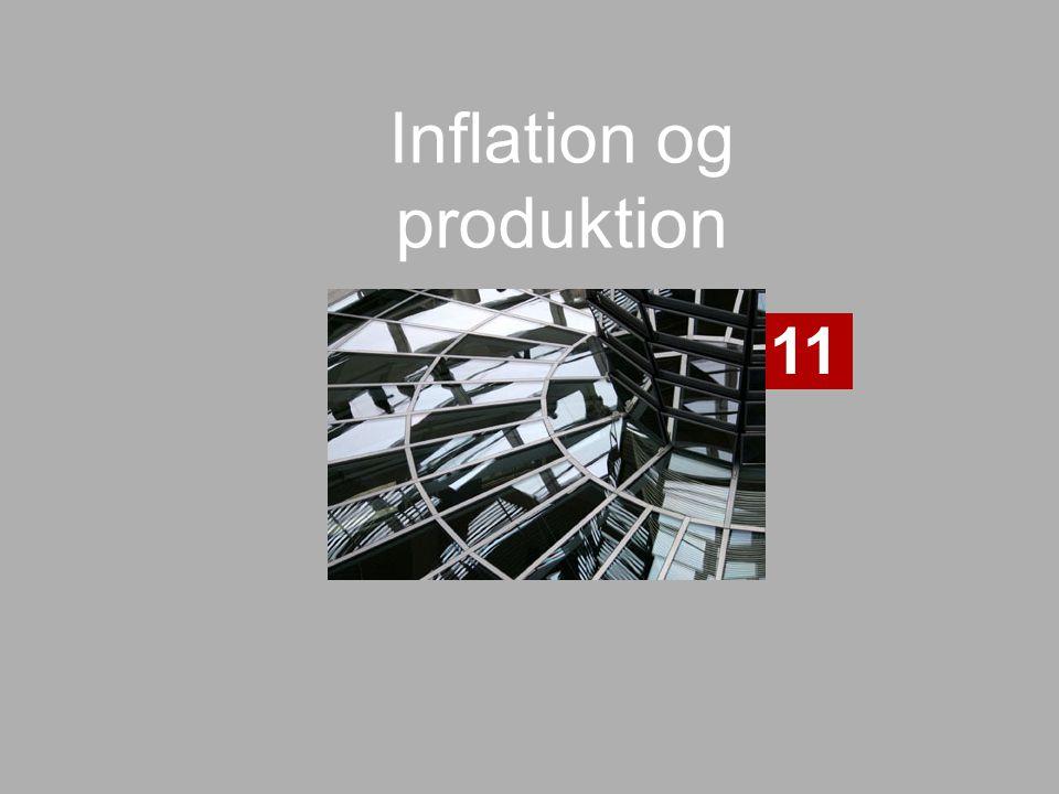 Inflation og produktion 11