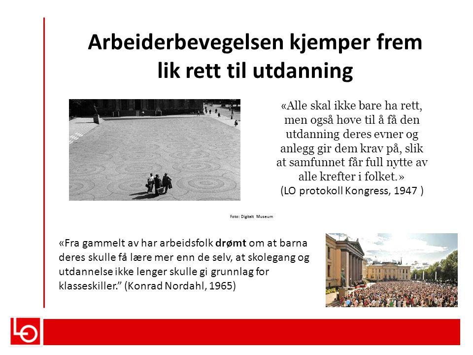 NTL Forskningsinstitutter Opprettet 9.‐ 10.2.1981.