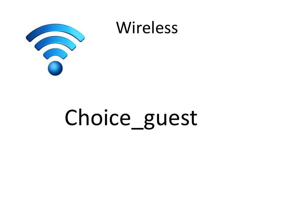 Wireless Choice_guest