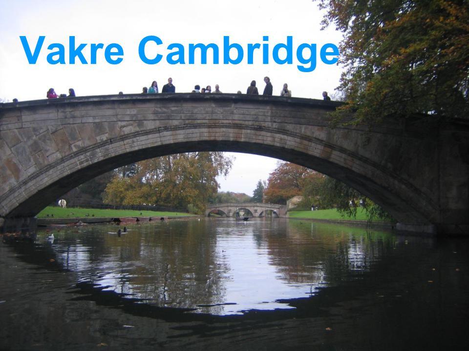 Vakre Cambridge