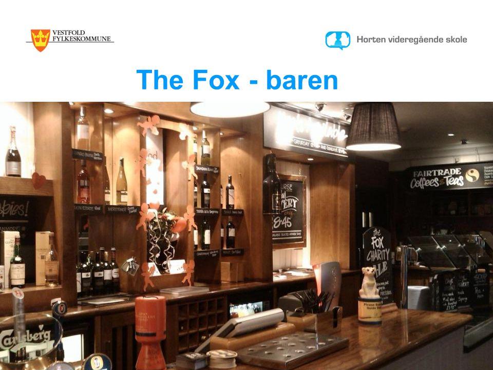 The Fox - baren