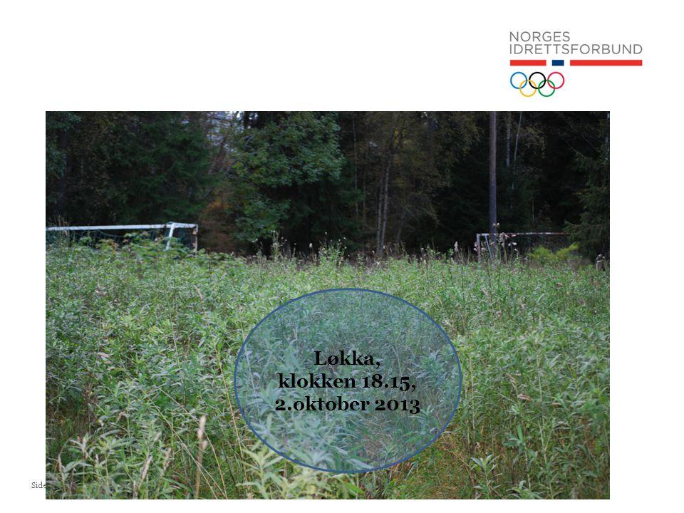 Side 2 Løkka, klokken 18.15, 2.oktober 2013