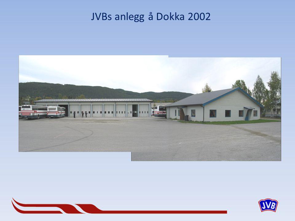 JVBs anlegg å Dokka 2002
