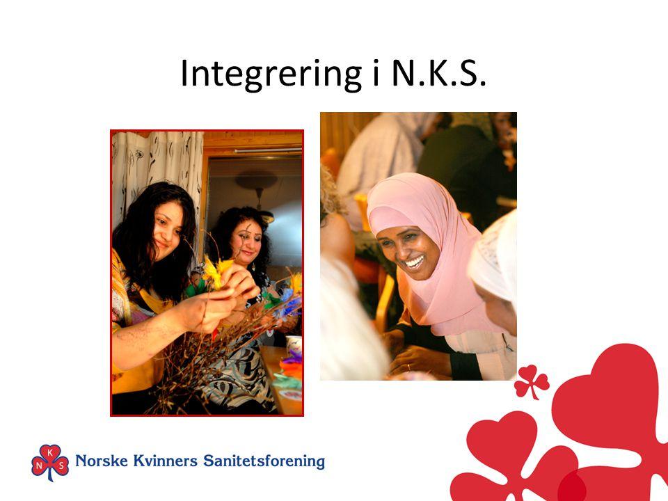 Integrering i N.K.S.