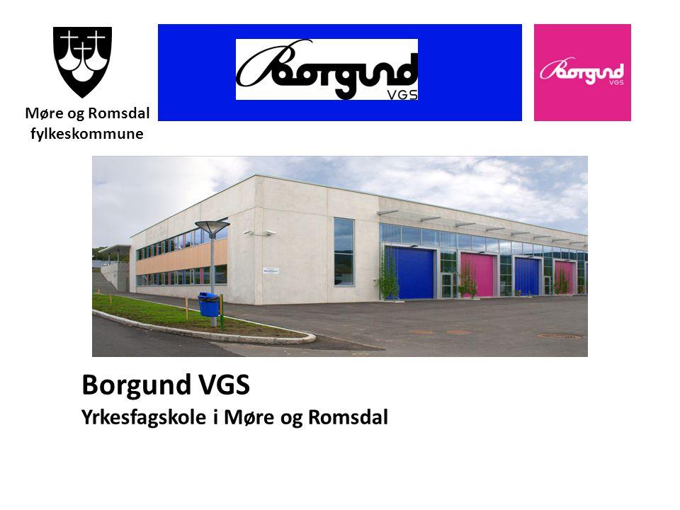 Borgund vgs Borgund VGS Yrkesfagskole i Møre og Romsdal Møre og Romsdal fylkeskommune