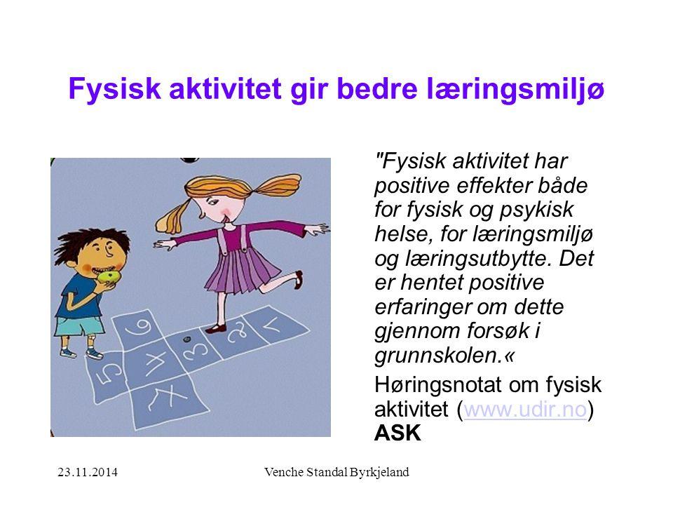 23.11.2014Venche Standal Byrkjeland