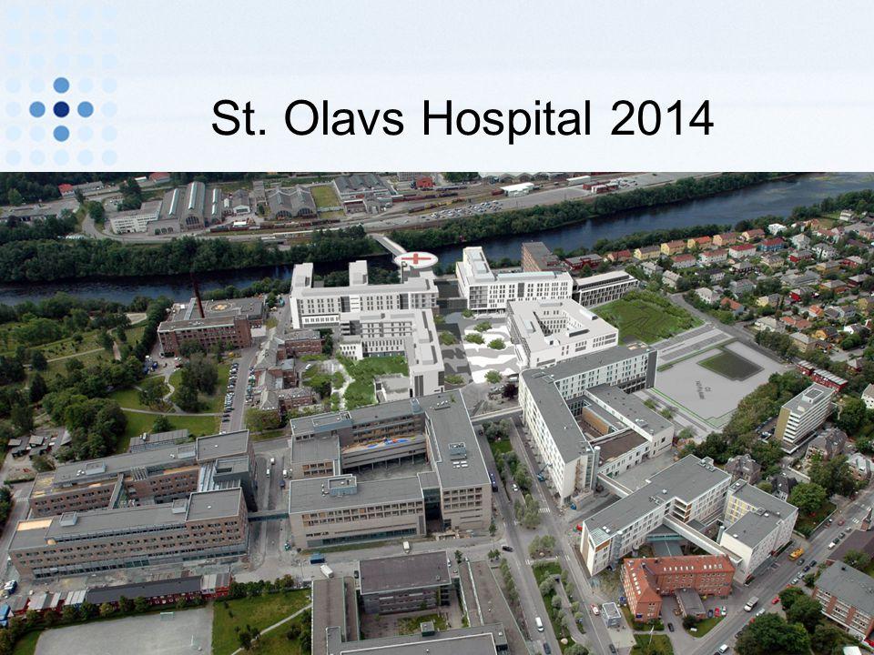 St. Olavs Hospital 2014