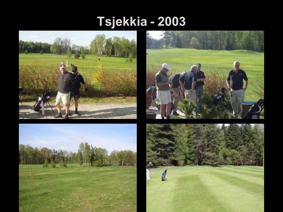 Tsjekkia - 2003