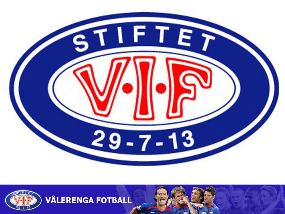 Agenda: Organisasjonen Vålerenga Fotball Overgang 11 – 12 år Overgang 12 -13 år