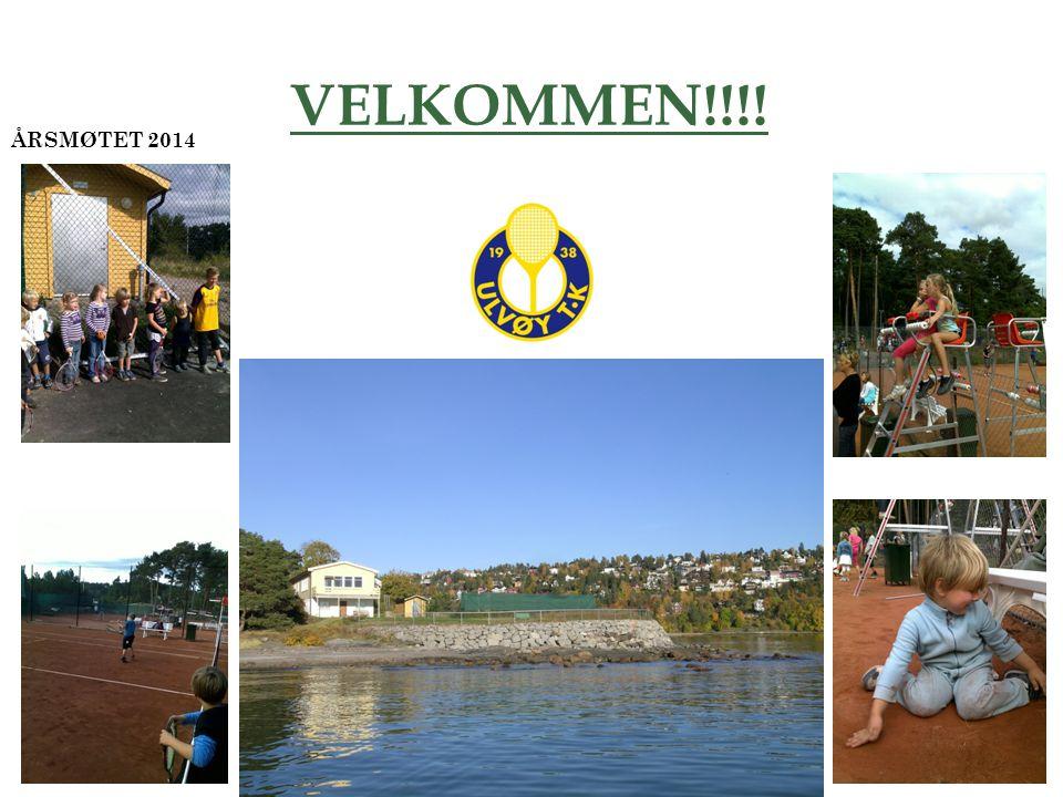 ÅRSMØTET 2014 VELKOMMEN!!!!
