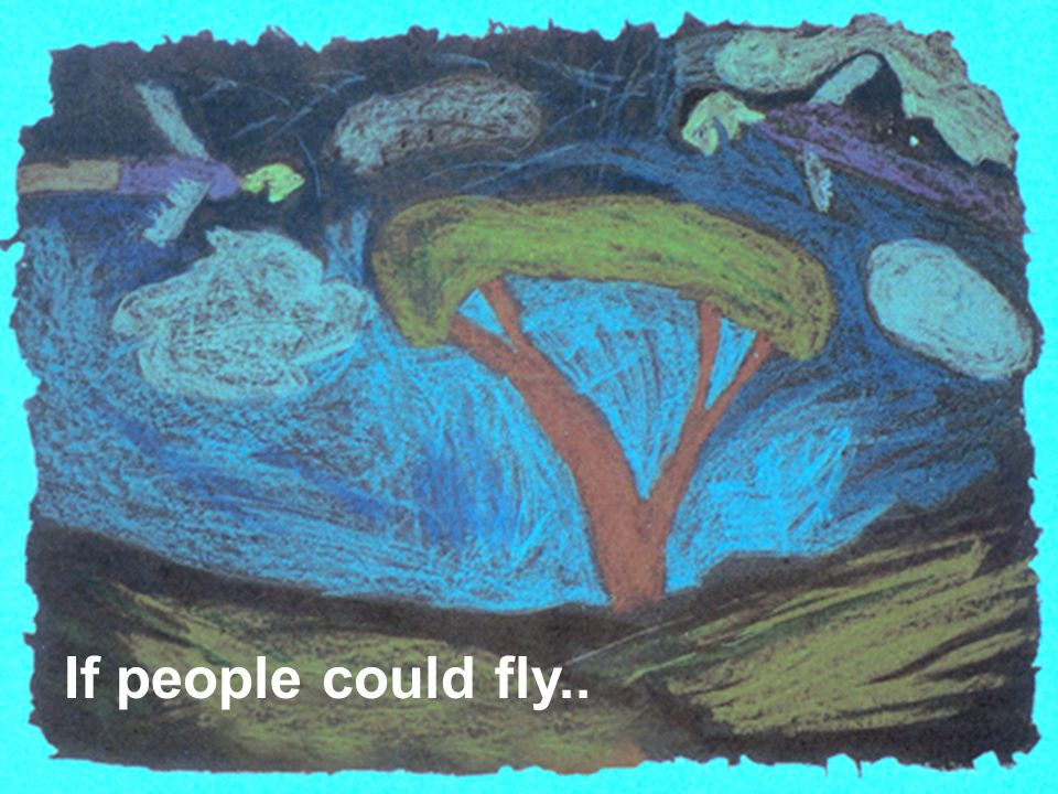 If people could fly..