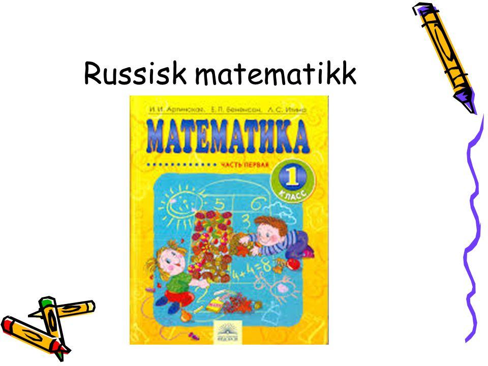russisk matematikk