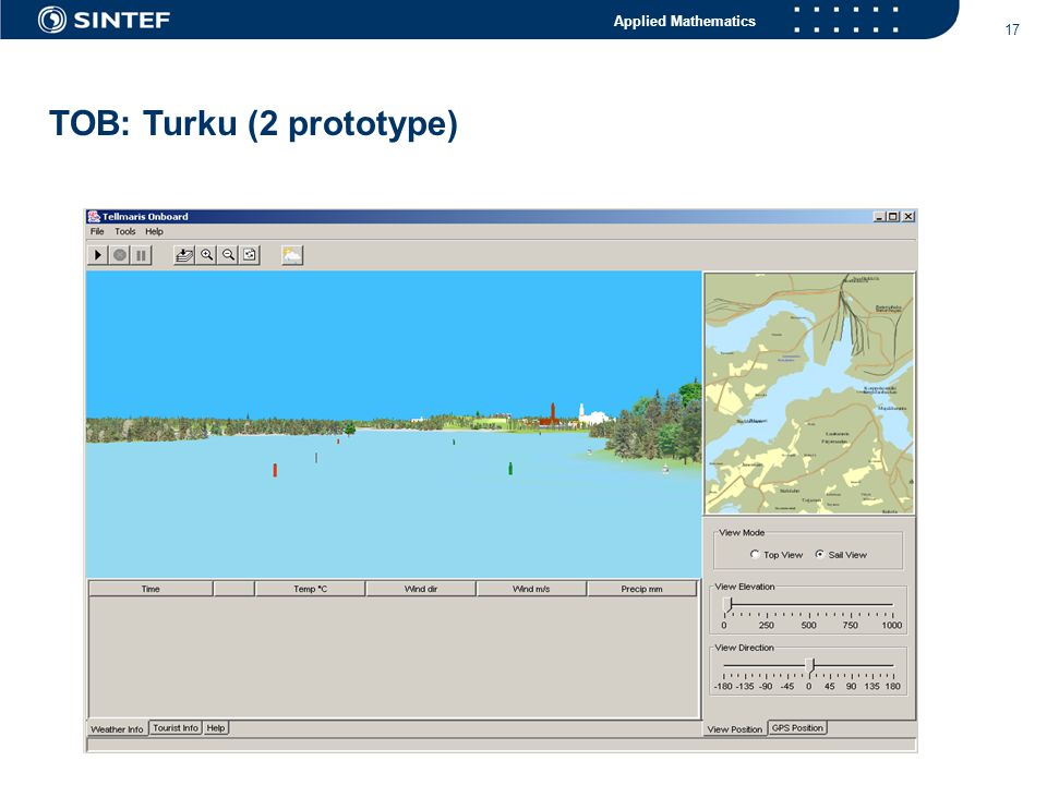 Applied Mathematics 17 TOB: Turku (2 prototype)