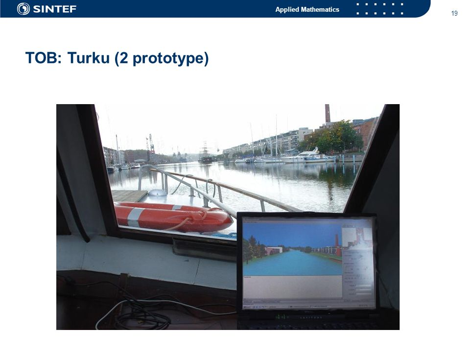 Applied Mathematics 19 TOB: Turku (2 prototype)