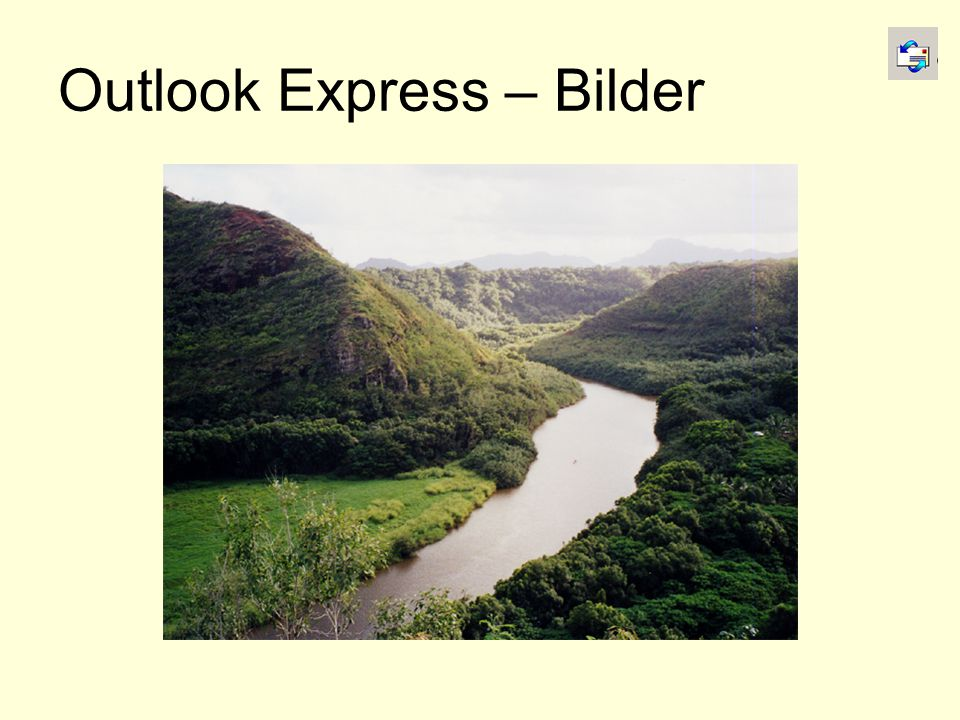 Outlook Express – Bilder