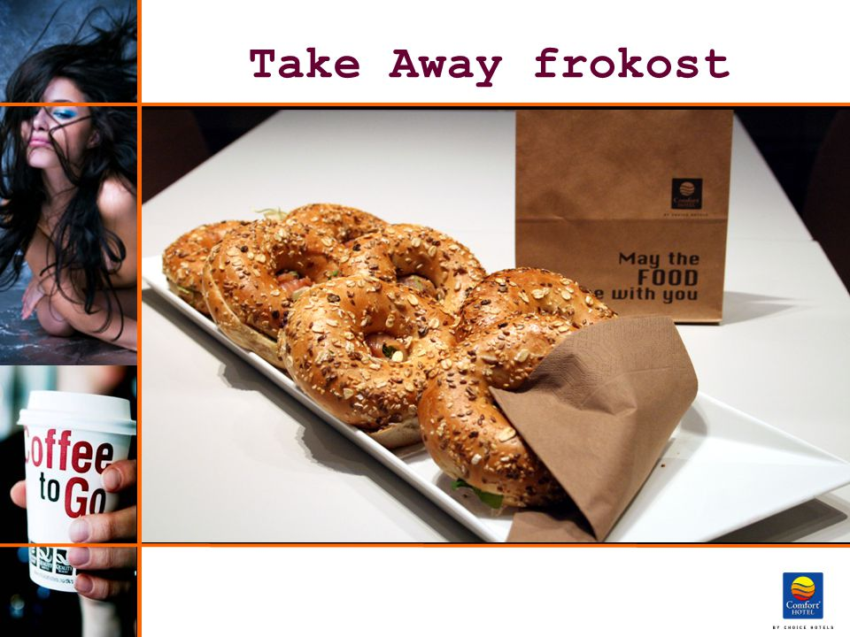 Take Away frokost