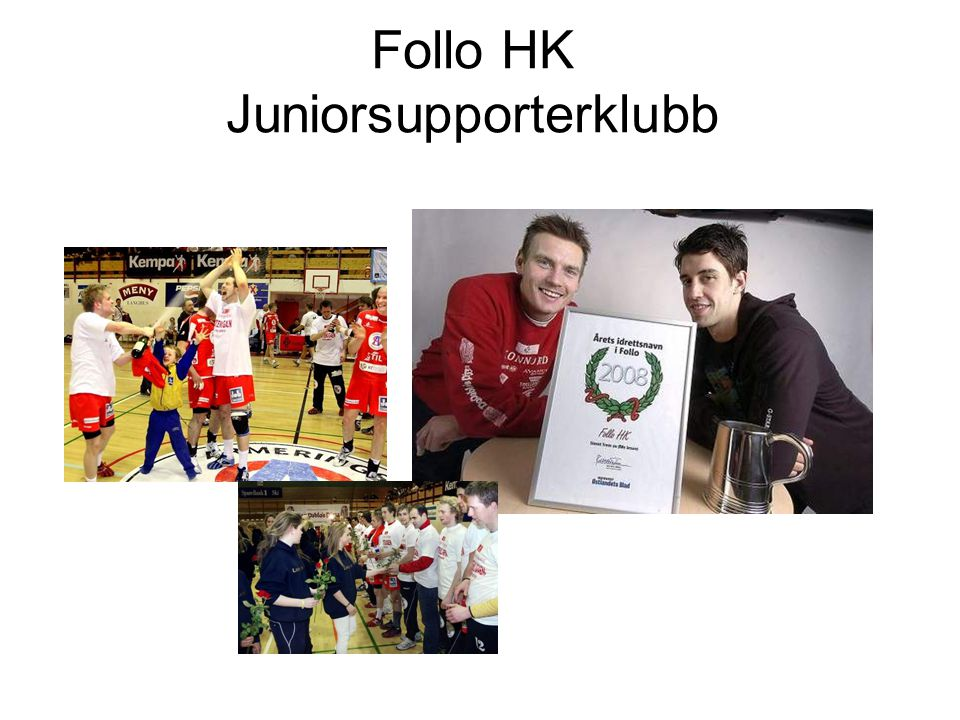 Follo HK Juniorsupporterklubb
